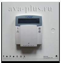 Установка и монтаж охранной сигнализации Paradox (EVO, Spectra, Digiplex) в офисах и коттеджах